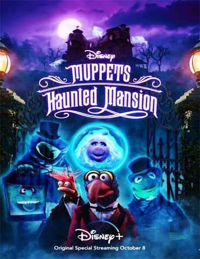 pelicula Muppets Haunted Mansion: La mansión hechizada